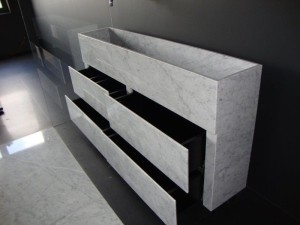 granitowa szafka
