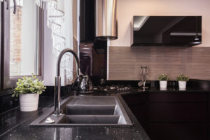 Brocade kitchen design