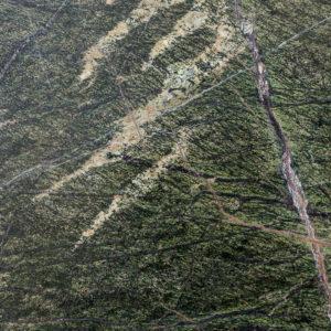 Marmur FOREST GREEN szczotkowany
